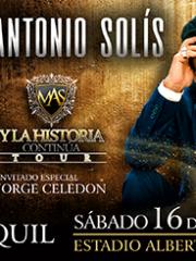 MARCO ANTONIO SOLIS Y JORGE CELEDON – GUAYAQUIL