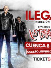 ILEGALES REBELION TOUR 2019 – CUENCA