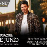 CHAYANNE – DESDE EL ALMA TOUR- GUAYAQUIL
