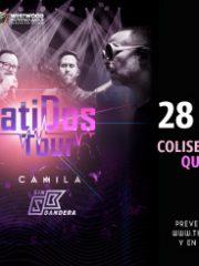 SIN BANDERA Y CAMILA – 4 LATIDOS TOUR