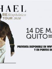 CONCIERTO RAPHAEL RESINPHONICO TOUR 2020