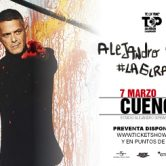 CUENCA – ALEJANDRO SANZ #LA GIRA
