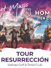 SUNSET MUSIC LIVE – HOMBRES G EN CONCIERTO