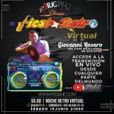 🚨Original Classics ¡¡¡LA PRIMERA FIESTA RETRO VIRTUAL DEL MUNDO!!! 🚨Giovanni Rosero