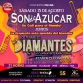Son de Azúcar de Cali Colombia y Los Terribles Diamantes de Valencia de Ecuador