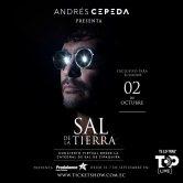 Andrés Cepeda #SalDeLaTierra