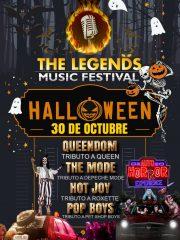 Halloween Fest 30 de Octubre