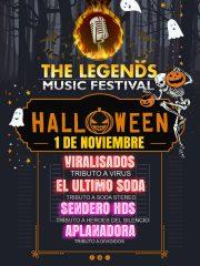 Halloween Fest 01 de Noviembre