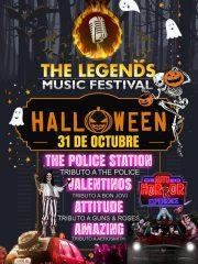 Halloween Fest 31 de Octubre
