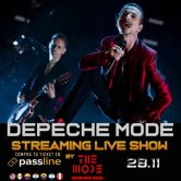 Depeche Mode Streaming Live Show