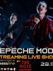 Depeche Mode Streaming Live Show